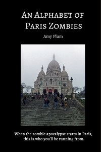 An Alphabet of Paris Zombies