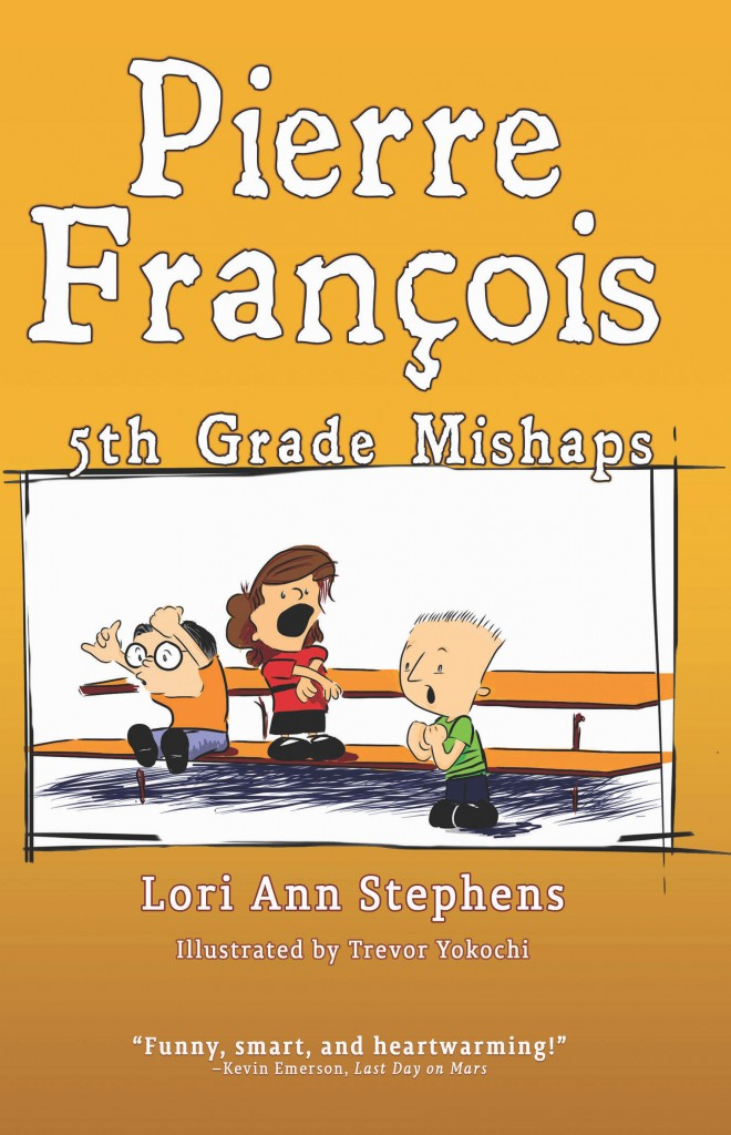 Pierre François Mishaps front cover