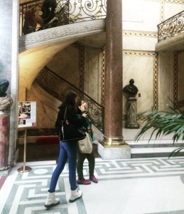 And some of Paris's many small museums and galleries